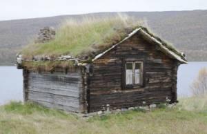 old-log-sauna